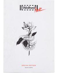 Wolford Galya Ink Panty Met Tattoo Detail - Naturel