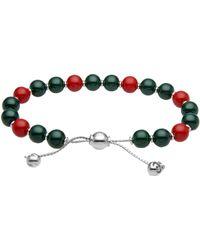 Gucci Green Bracelet - Lyst