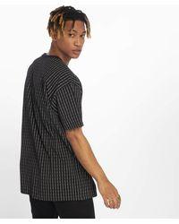 Wu-Tang Männer T-Shirt Pin Stripe - Schwarz