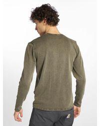 Only & Sons Männer Pullover onsGarson 12 Wash - Grün