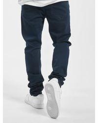 Only & Sons Männer Slim Fit Jeans onsLoom Dark Blue - Blau