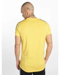 Sixth June Männer T-Shirt Soccer - Gelb