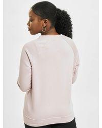 Nike - Frauen Pullover W Nsw Essntl Flc Gx - Lyst