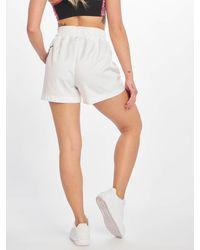 Nike Sportswear Swoosh -Webshorts - Weiß