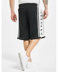 Nike Jordan -Basketballshorts - Schwarz
