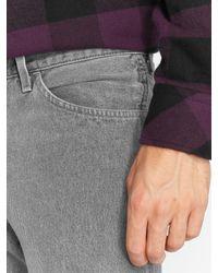 Levi's Männer Slim Fit Jeans L8 Straight Eaglle - Grau