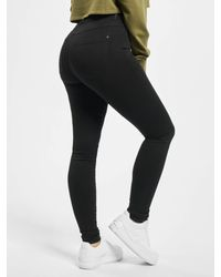 ONLY Frauen High Waist Jeans onlRoyal Highwaist - Schwarz