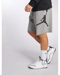 Nike Männer Shorts Sportswear Jumpman Air - Grau