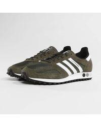 catalyseur adidas originaux baskets gris la trainer og en gris baskets pour les hommes 983139