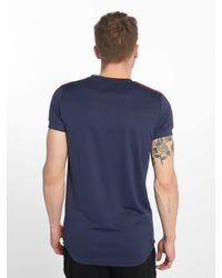 Sixth June Männer T-Shirt Soccer - Blau