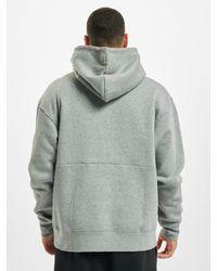 Nike Männer Hoody Jumpman Air Fleece - Grau