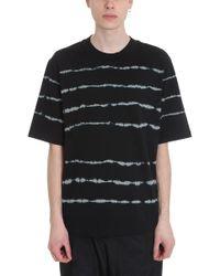 3.1 Phillip Lim T-shirt in cotone nero