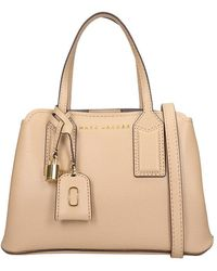 Marc Jacobs Borsa a spalla The Editor 29 in Pelle Beige - Neutro