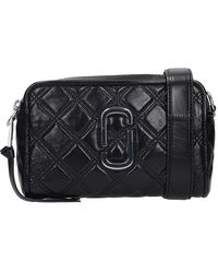 Marc Jacobs Borsa a spalla The Softshot 21 in Pelle Nera - Nero