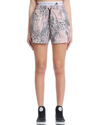 adidas By Stella McCartney Sport Shorts in Poliestere Rosa