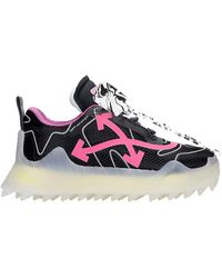 Off-White c/o Virgil Abloh Odsy Mesh Sneakers In Black Tech/synthetic