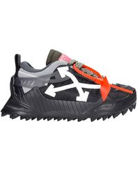 Off-White c/o Virgil Abloh Odsy 1000 Sneakers In Black Tech/synthetic