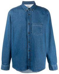 Acne Studios Camicia di denim - Blu