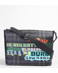 Burberry - Burleigh L Shoulder Bag - Lyst