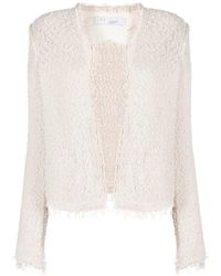 IRO Tweed Jacket - White