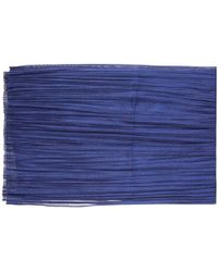 Maria Lucia Hohan - Ruched Effect Stole - Lyst