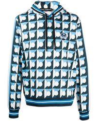 Dolce & Gabbana - Felpa di cotone con stampa - Lyst