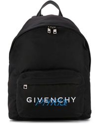 Givenchy Zaino con stampa - Nero