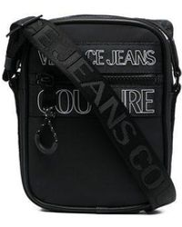 Versace Jeans Couture - Nylon Crossbody Bag - Lyst