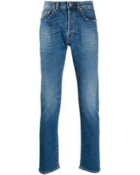Valentino Studded Denim Jeans - Blue