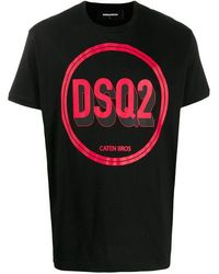DSquared² T-shirt DSQ2 - Nero