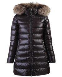 Woolrich Nylon Padded Jacket - Black