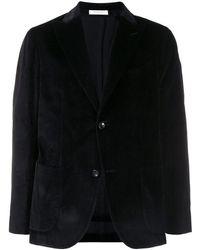 Boglioli Giacca di velluto - Nero