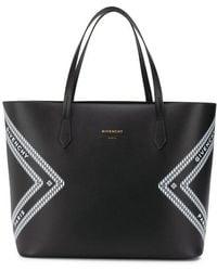 Givenchy Borsa shopping di pelle - Nero