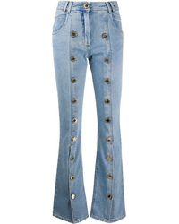 Balmain Jeans svasati - Blu