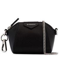 Givenchy - Borsa Antigona Baby in pelle - Lyst