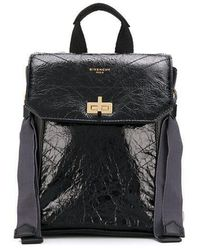 Givenchy Leather Backpack - Black
