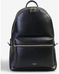Dolce & Gabbana Zaino di pelle - Nero