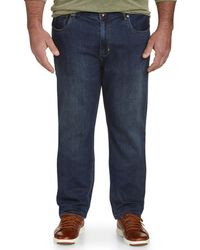 Tommy Bahama Big & Tall Antigua Cove Authentic-fit Jeans - Blue