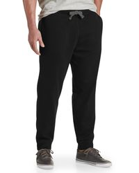 Nautica Big & Tall Sweatpants - Black