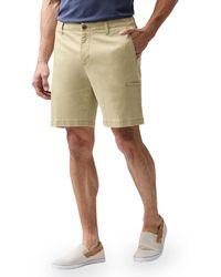 Tommy Bahama Big & Tall Boracay Cargo Shorts - Natural