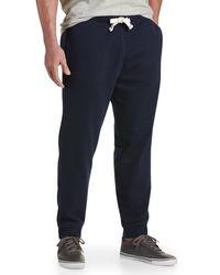 Nautica Big & Tall Sweatpants - Blue