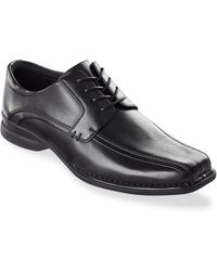 Kenneth Cole - Big & Tall Pave Lace-up Oxfords - Lyst