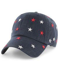 47 Brand Big & Tall ' Star Hat - Blue