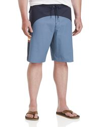 O'neill Sportswear Big & Tall Lingo Board Shorts - Blue