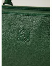 Loewe Handbag Amazona - Green