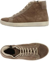 Leathland - High-tops & Trainers - Lyst