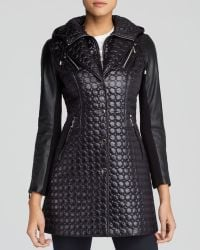 Dawn Levy Infinity Quilt Coat - Lyst
