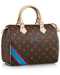 Louis Vuitton Speedy 25 Mon Monogram - Lyst