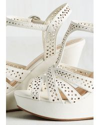 Top Guy International - Am I Grad To See You! Wedge - Lyst