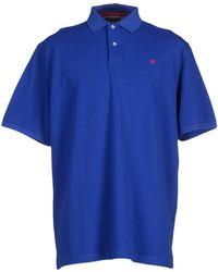 Hackett | blue Polo Shirt | Lyst
